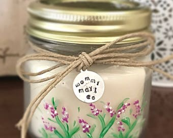 Soy Wax Aromatherapy Candles- Tester Batch!!