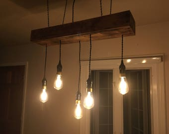 Edison Bulb Chandelier : track lighting edison bulbs - azcodes.com