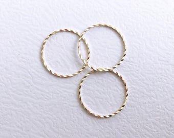Stackable Midi Rings