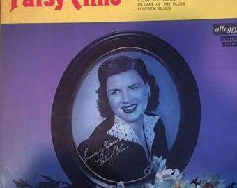 Vintage Allegro Records Patsy Cline Vinyl country western