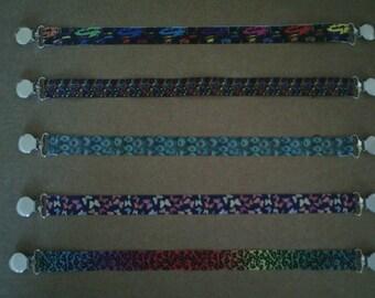 Handmade kids towels nine hand ties