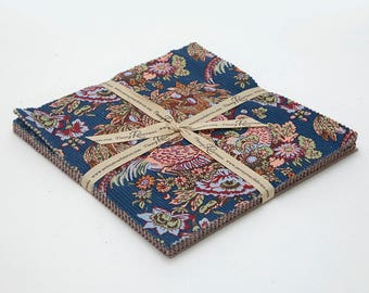 """Riley Blake - Houghton Hall 10 inch Stackers/Layer Cake by Penny Rose Fabrics - 42, 10"""" x 10"""" Precut Fabric Squares"""