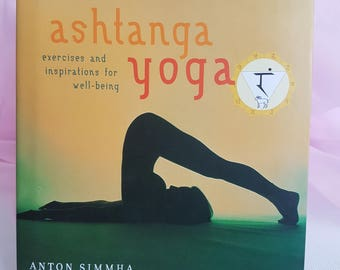Ashtanga Yoga Book Meditation Exercises Mind Body Soul **FREE UK POSTAGE**