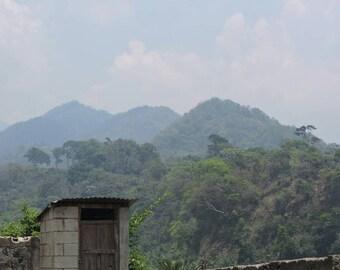 Guatemalan terrain