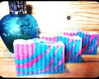 100% Organic Coconut Oil Soap Bar