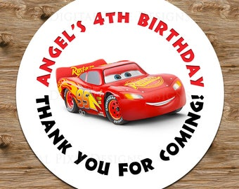 Disney Cars Stickers Etsy - Lightning mcqueen custom vinyl decals for carcars lightning mcqueen disney decal sticker window new colorwhi