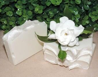 White Gardenia - Soap