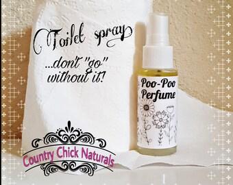 Toilet Spray Poo Perfume