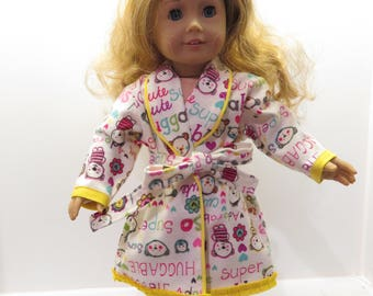 American Girl Doll Robe