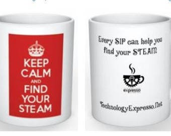 Every SIP can help you find your STEAM #fullSTEAMahead STEM Education Awareness