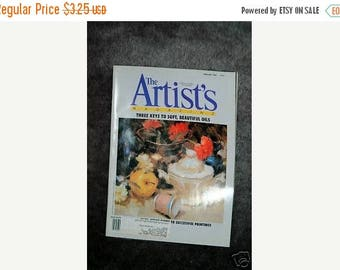 Summer Sale The Artist's Magazine February 1994