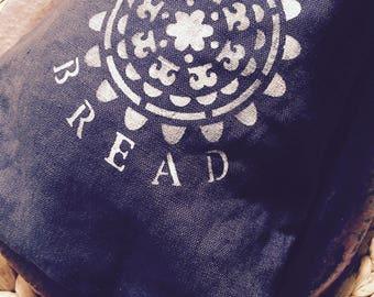Bread Bag, Reusable, Linen