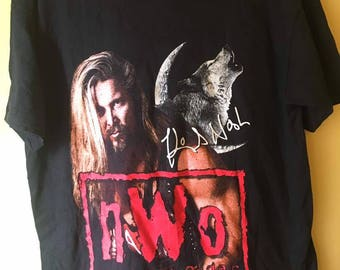 SALE 15% Vintage 1998 WCW New World Order