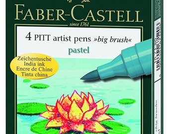 Pitt Artist Big Brush Pastel color