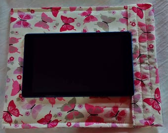 "Notepad, tablet, iPad, Kindle Fire HD 8"", Hudl...etc case"