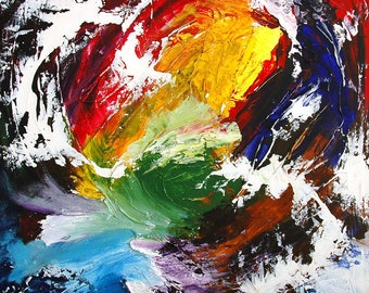 Colorful Joy - Activating the happy feeling