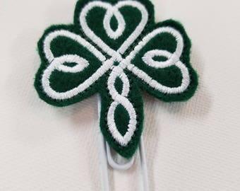 Feltie (Celtic Shamrock)