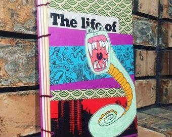 ArtistSketchbook/Journal (Purple)