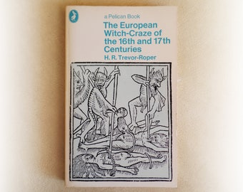 "the european witch craze essay The crisis of the seventeenth century collects nine essays by trevor-roper on the themes of religion, the reformation, and social change in his longest essay, ""the european witch-craze of the sixteenth and seventeenth centuries,"" trevor-roper points out that ""in england the most active phase of witch-hunting coincided with times of."