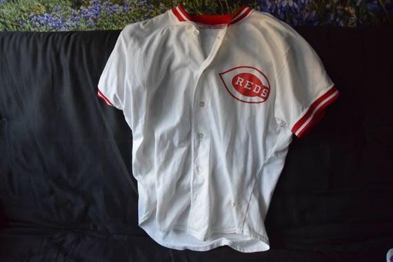 fd4dcb50439 ... cincinnati reds vintage baseball jersey
