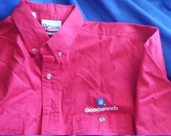 Men's Cotton shirt - GM Goodwrench - Kevin Harvick #29 -Chase Authentics