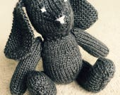 Made to Order Knitted Bunny Toy
