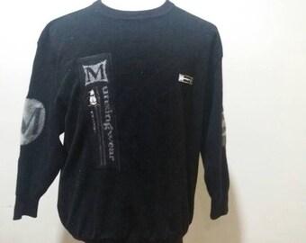 Vintage rare grandslam musingwear sweatshirts