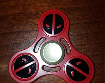 Deadpool Fidget Spinner