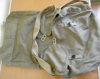 Military commander backpack