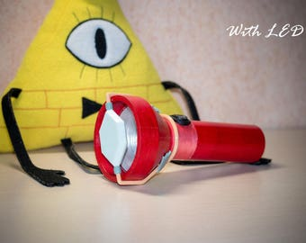Gravity Falls | Magic flashlight | Shink ray | Gravity falls cosplay | Gravity falls prop