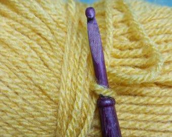 Hand made  Crochet hook