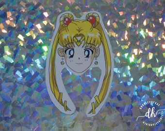 Sailor Moon S // Sailor Moon Collection 4x6 Sticker
