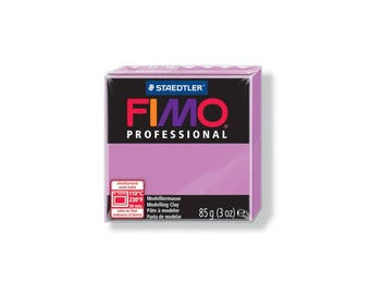 Polymer clay Fimo Pro 85 g - Lavender No. 62