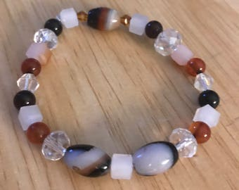 Good  -energy , healing , protection & calming stone - Dream agate , crystals