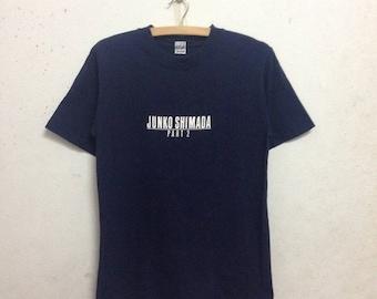 Vintage 90's Junko Shimada Part 2 T-Shirts