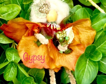 "5"" Flower Fairy Doll"
