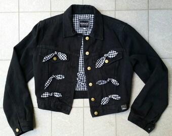 VERSACE Jeans Couture Denim jacket