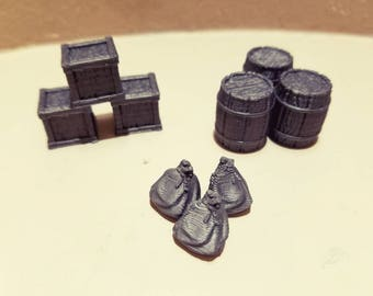 Loot - 3D Printed 28mm Scale