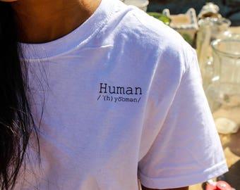Human Flag Shirt