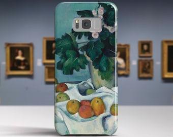 "Paul Cézanne, ""Still Life with Apples"".Samsung Galaxy S8 Plus Case LG V30 case Google Pixel Case Galaxy A5 2017 Case. Art phone cases."
