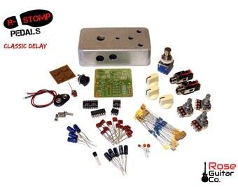 R-Stomp DIY Classic Delay Pedal Kit
