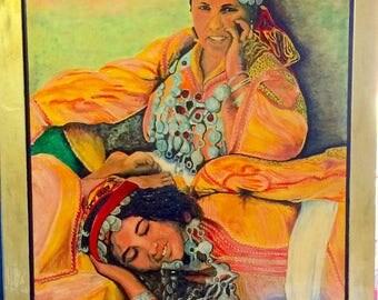 Arab women in the NAP