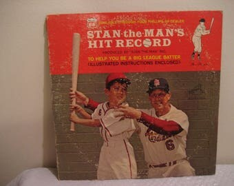 stan-the-mans hit record, lp (record)