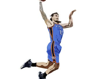 Steven Adams - 12 - Oklahoma City Thunder