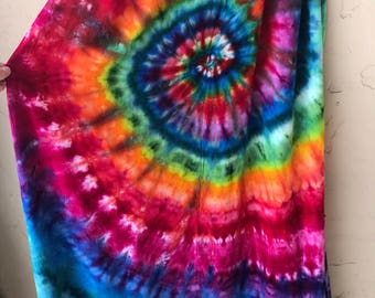 Tie Dye Dress Size Small | Tie Dye Dress, Small Dress, Rayon Dress, Festival Wear