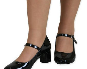 Ladies Mary Jane Shoes