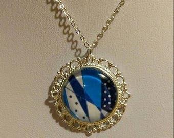 Genuine silver chain necklace