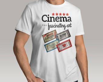 Cinema Fascinating T-Shirt