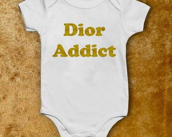 Dior Addict baby body suit