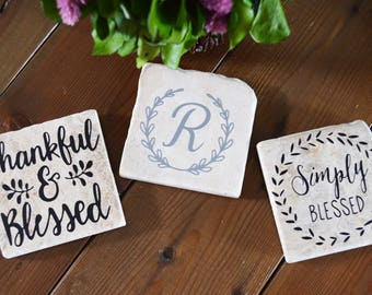 Personalized coaster (Set of 4)